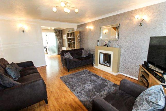3 bed terraced house for sale in Newlyn Drive, Cramlington NE23