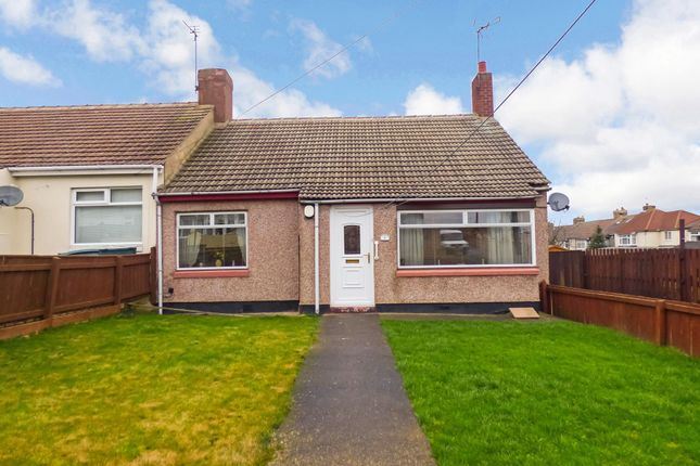 Thumbnail Bungalow for sale in Warkworth Avenue, Horden, Peterlee