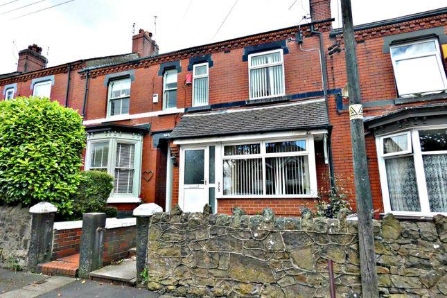 Thumbnail Terraced house to rent in High Lane, Burslem, Stoke-On-Trent