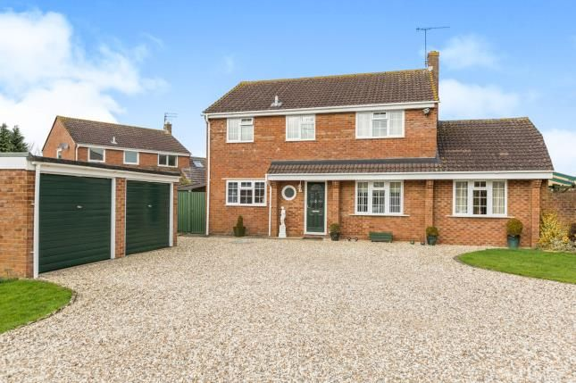 Thumbnail Detached house for sale in Mellow Ground, Haydon Wick, Swindon, Wiltshire