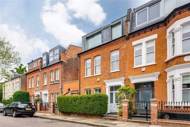 Thumbnail Terraced house for sale in Cedars Road, Barnes, London