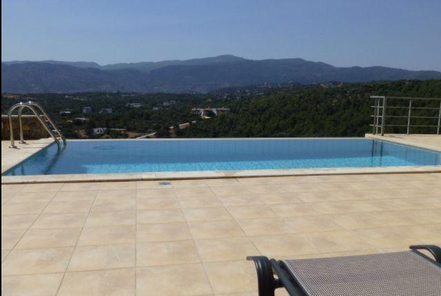 Villa Hibiscus Inifinity Pool & View