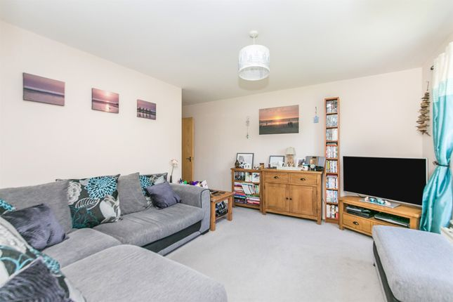 Thumbnail Flat for sale in Little Dominie Court, Fayrewood Drive, Great Leighs