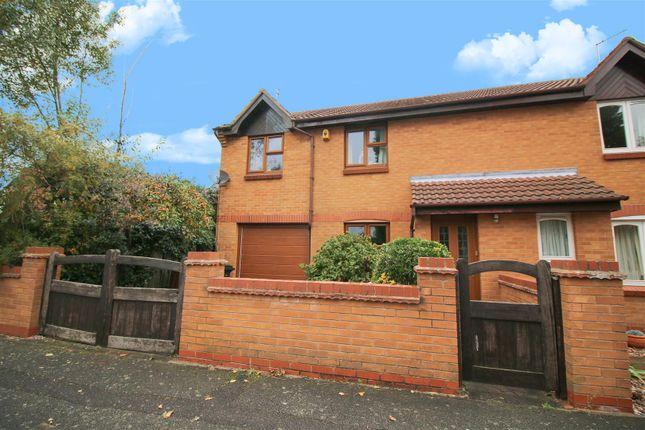Thumbnail Semi-detached house for sale in Clover Fields, Calverton, Nottingham
