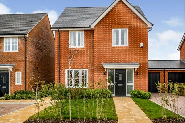 Detached house for sale in Leonards Gate, Grendon Underwood, Aylesbury