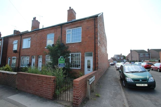 Thumbnail Property to rent in Langwith Road, Shirebrook, Mansfield