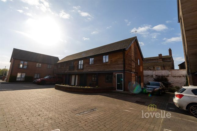1 bed flat for sale in The Wharf, Morton, Gainsborough, Lincolnshire DN21