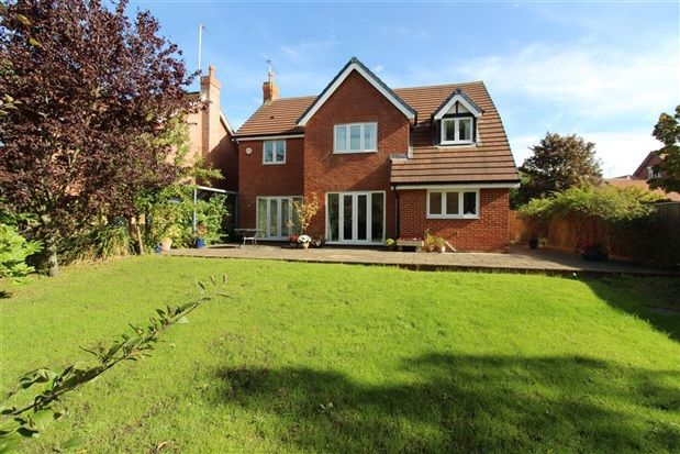 Thumbnail Property for sale in Farriers Way, Poulton Le Fylde