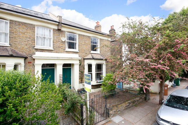 Thumbnail Terraced house for sale in Ashmead Road, St Johns, London