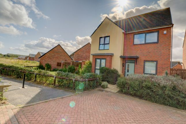 Thumbnail Detached house for sale in Waterhouses, Houghton Le Spring