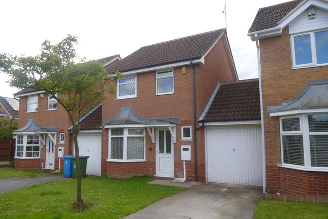 Thumbnail Property to rent in Newton Close, Gateford, Worksop