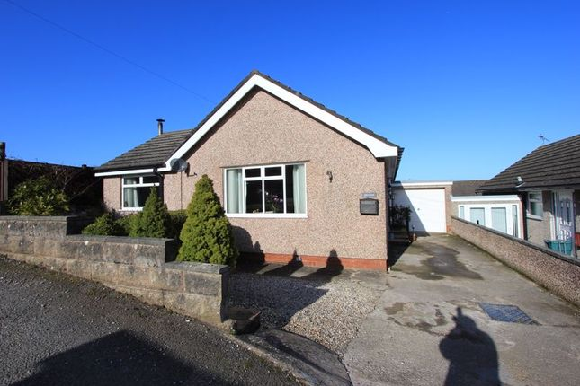 Thumbnail Detached bungalow for sale in Bryn Gwynt Lane, Penrhynside, Llandudno