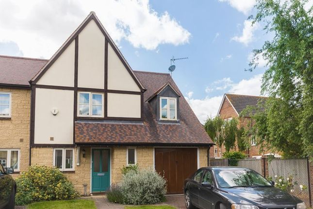 Thumbnail Semi-detached house for sale in Thornley Close, Abingdon