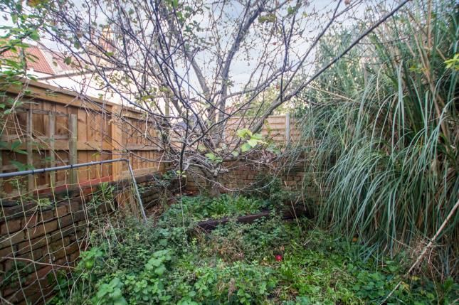 Rear Garden of Belle Vue Road, Easton, Bristol BS5