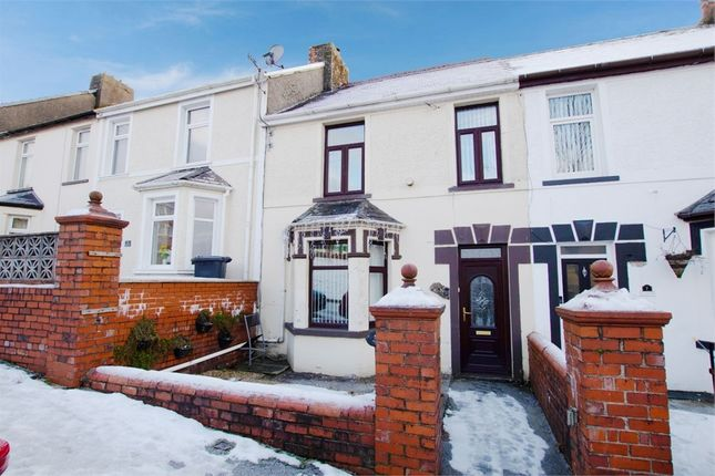 3 bed terraced house for sale in Harcourt Road, Brynmawr, Ebbw Vale, Blaenau Gwent NP23