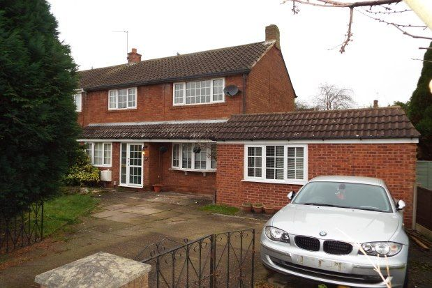 Thumbnail Property to rent in The Garth, Lichfield