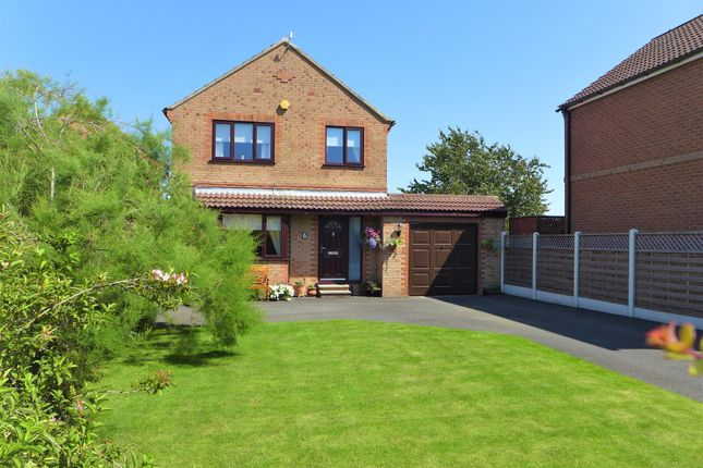 Thumbnail Detached house for sale in Craythorns Crescent, Dishforth, Thirsk