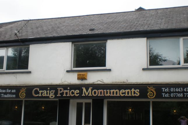 Thumbnail Flat to rent in Commercial Street, Mountain Ash
