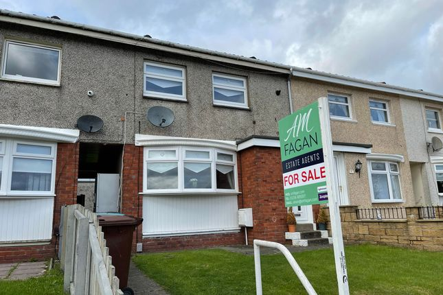 2 bed terraced house for sale in Arkaig Avenue, Airdrie ML6