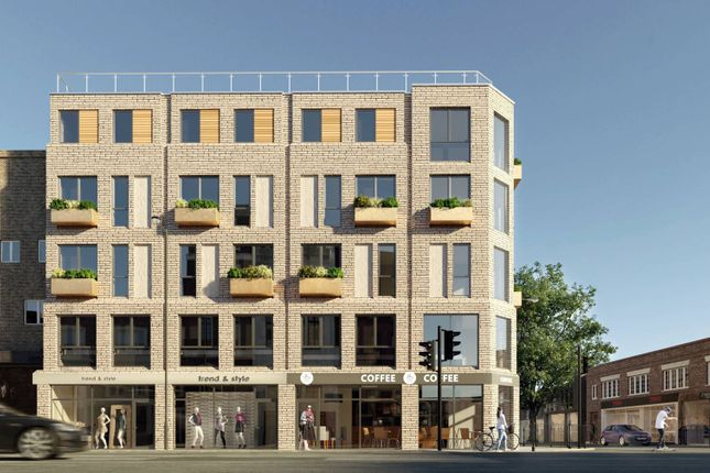 Thumbnail Flat for sale in Higgins House, Bermondsey, London