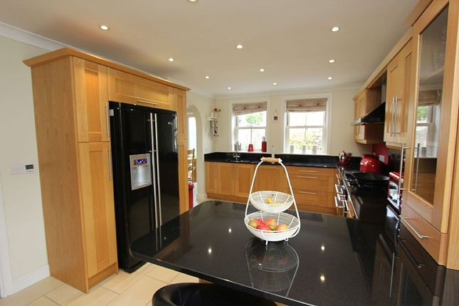 Thumbnail Detached house for sale in Melrose Way, Oakerthorpe, Derbyshire