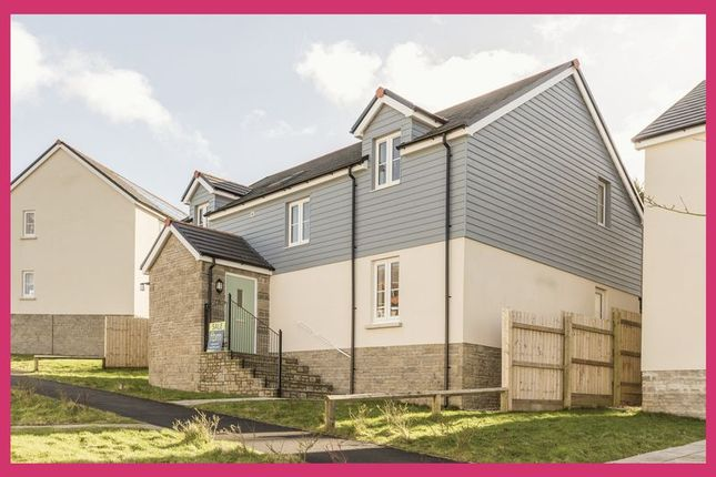 Thumbnail Detached house for sale in Plot 14, Green Meadows Park, Tenby