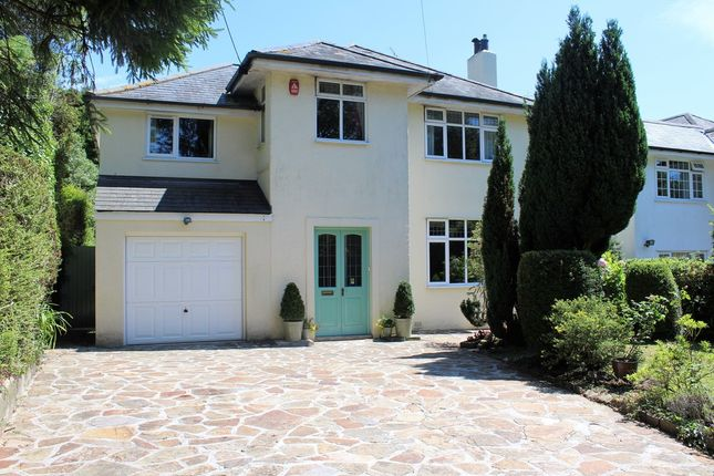 Thumbnail Detached house for sale in Reservoir Road, Elburton, Plymouth