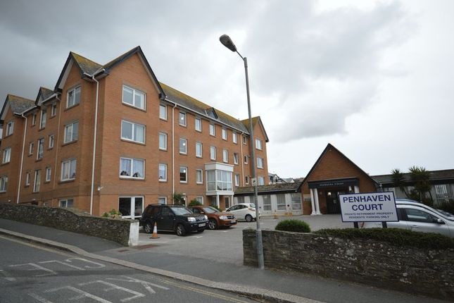 Thumbnail Flat to rent in Penhaven Court, Newquay