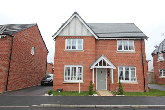 Thumbnail Property for sale in Old Farm Lane, Newbold Verdon, Leicester
