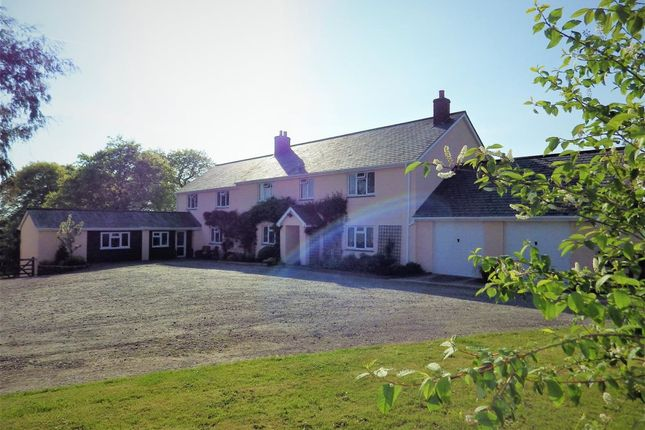 Thumbnail Cottage to rent in Kings Farm Lane, Winkleigh