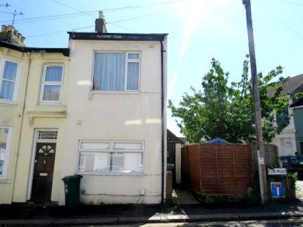 Thumbnail End terrace house for sale in Elm Road, Portslade, Brighton, East Sussex