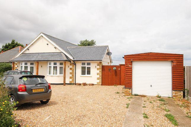 Thumbnail Detached bungalow for sale in Manston Court Road, Margate