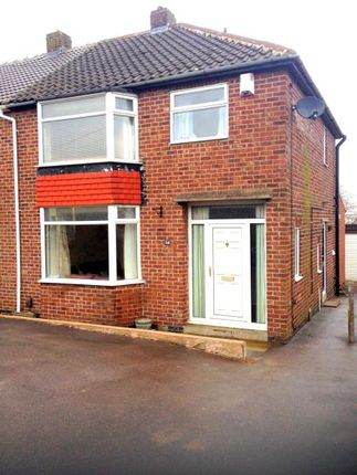 Thumbnail Semi-detached house to rent in Leedham Road, Rotherham