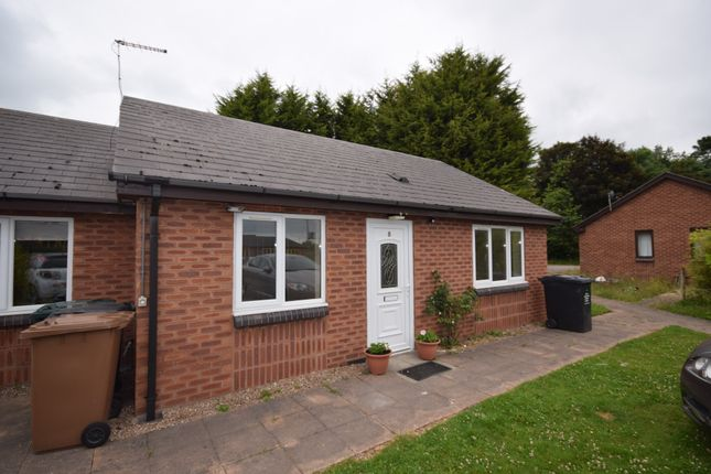 2 bed semi-detached bungalow to rent in Tynefield Mews, Etwall, Derbyshire DE65