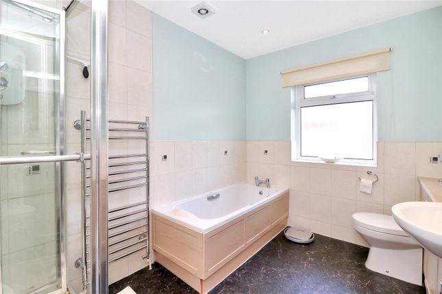 Bathroom of Orchard Avenue, Watford WD25