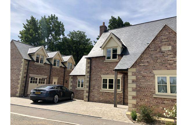 Thumbnail Detached house for sale in Church Lane, Moulton, Near Spalding