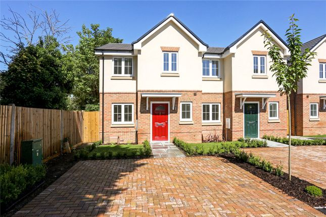 Thumbnail Semi-detached house for sale in Plot 1, St Annes Mews, Bridgeman Drive, Windsor