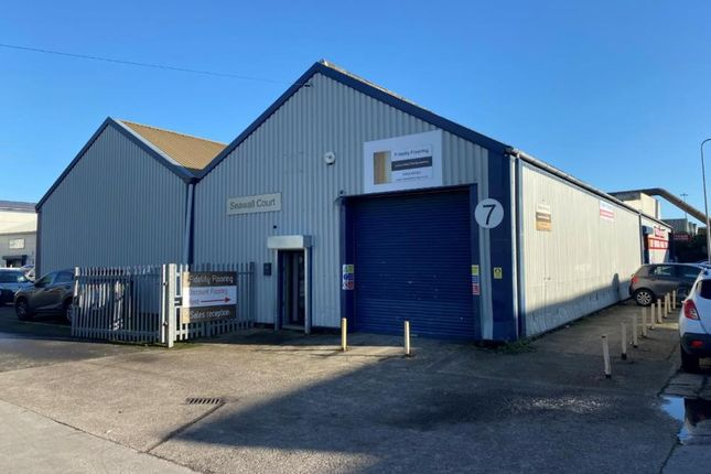 Industrial for sale in Seawall Court, Cardiff