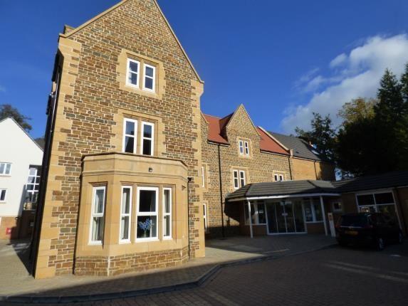 Thumbnail Flat for sale in Wardington Court, Welford Road, Kingsthorpe, Northampton
