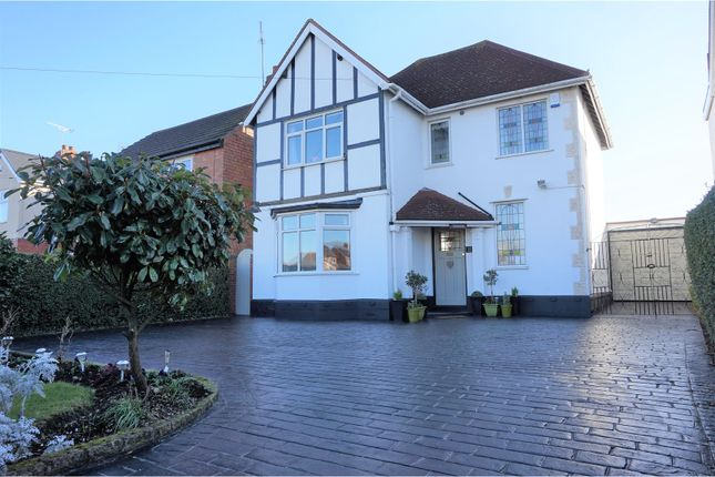 Thumbnail Detached house for sale in Trysull Road, Wolverhampton