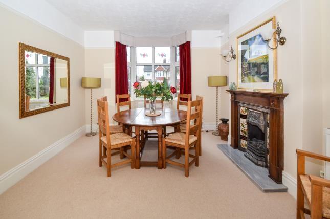 Dining Room of Lubenham Hill, Market Harborough, Leicestershire LE16