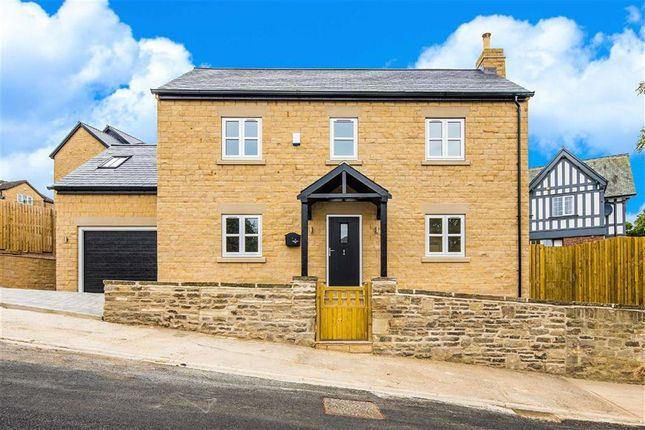 Thumbnail Detached house for sale in 2, Stocks Green Drive, Totley