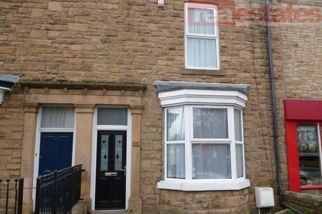Thumbnail Terraced house to rent in Cockton Hill Road, Bishop Auckland