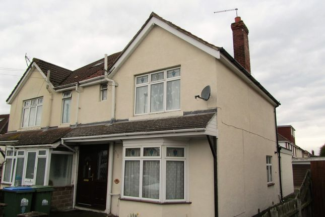 Thumbnail Land to rent in Falkland Road, Southampton