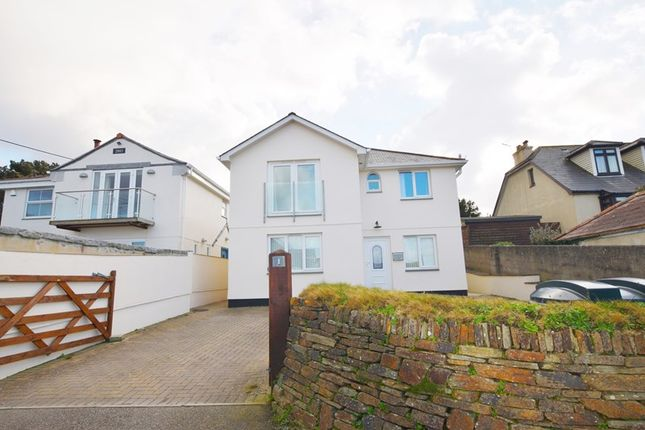 Thumbnail Detached house for sale in Grannys Lane, Perranporth