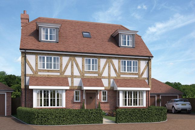 "Thumbnail Property for sale in ""The Epping"" at Renfields, Haywards Heath"