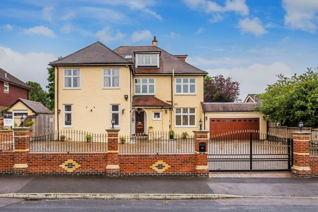 Thumbnail Detached house for sale in Grange Road, South Sutton