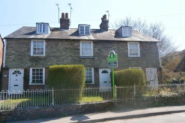 Thumbnail Terraced house for sale in The Street, Willesborough, Ashford