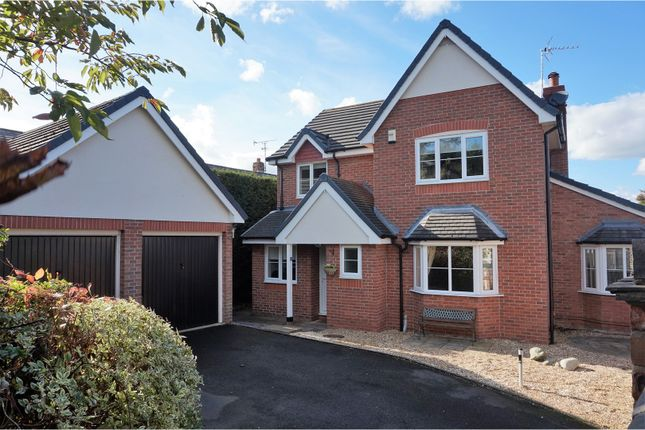 Thumbnail Detached house for sale in Smithy Lane, Helsby
