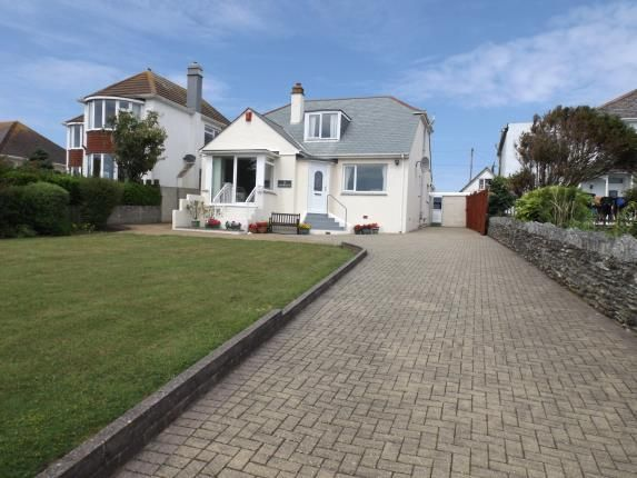 Thumbnail Bungalow for sale in Pentire, Newquay, Cornwall